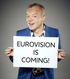 Eurovision is coming