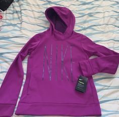 Nike Dri-Fit Therma Hoodie | Mercari Outdoor Outfit, Happy Kids, Clothes For Sale, Nike Dri Fit, Hoodies, Children, Fitness, Sweaters, Jackets