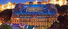 Portalparados - Tras el verano, comenzará la selección de 100 empleos para el Gran Hotel Miramar de Málaga