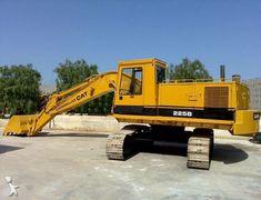 Caterpillar 225 Logging Equipment, Heavy Equipment, Construction Images, Caterpillar Equipment, Excavator Parts, New Holland Tractor, Engin, Heavy Machinery, Autos