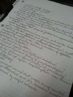 Class notes... those Ss tho - Imgur