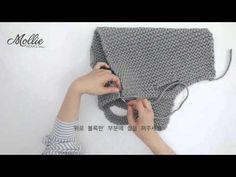 How to Crochet Clutch bag(puff stitch)/クラッチ昇る/手拿包 Crochet Clutch Bags, Crochet Handbags, Crochet Purses, Crochet Cross, Love Crochet, Knit Crochet, Knitting Patterns, Crochet Patterns, Crochet T Shirts