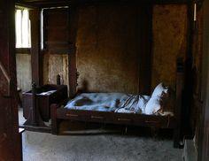 Wealden house interior