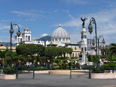 San Salvador by Hanneke & Roy op reis, via Flickr