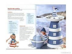 Květináče   i-creative.cz - Kreativní online magazín a omalovánky k vytisknutí Clay Pot Crafts, Diy Crafts, Painted Pots, Clay Pots, Beach Themes, Album, Kids, Home Decor, Archive