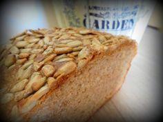 Joghurtos, élesztőmentes kenyér Bread, Food, Brot, Essen, Baking, Meals, Breads, Buns, Yemek