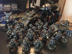 WH 40k Dark Angels Warhammer Dark Angels, Far Future, Warhammer 30k, Game Workshop, Space Marine, Model Building, Marines, Modeling, Sons
