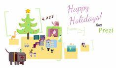 Happy Holidays from Prezi