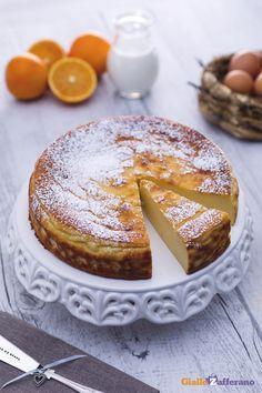 """A #Carnevale ogni """"torta"""" vale, ma una delle leccornie carnevalesche che dovete assaggiare è sicuramente il #migliaccio (millet cake)! #ricetta #GialloZafferano #carnival #italianfood #italianrecipe"""
