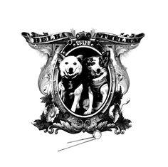 3VERI - бренд Ромы Зверя #3veri #roma #black #panda #belkastrelka #girl #lord #print #killamaninyou #alexeyazarov #azart #moscow