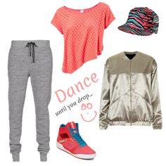 Sportbekleidung: Dance!