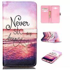 Wallet Case For coque Samsung Galaxy On7 Case Cover for Samsung On7 Case Cover G600 G6000 + Stand Card Holder