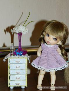 Несколько интересных идей для кукольной миниатюры. Мастер-класс / Мастер-классы, творческая мастерская: уроки, схемы, выкройки кукол, своими руками / Бэйбики. Куклы фото. Одежда для кукол