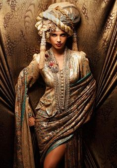 Bridal Couturist, Suneet Varma describes the signature attributes of the Modern Indian Bride who not is afraid to love and lives life to the fullest.