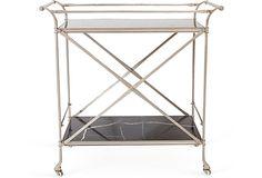 PHILIPPA RADON DESIGN Bar Cart on OneKingsLane.com $399.00