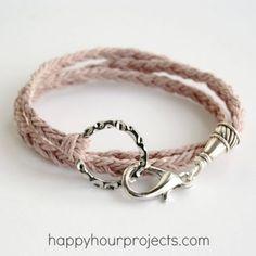 Good Ideas For You   DIY Bracelets