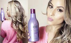 Matizador para Cabelos Loiros Perolado Platinado – Magic Blond