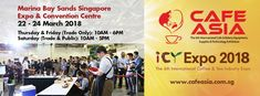 Cafe Asia and International Coffee & Tea Expo