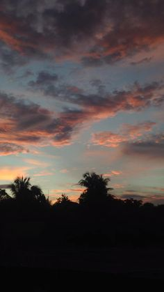 Awan yang indah