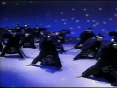 This is the dance performace that accompanies Soran Bushi. It looks like loads of fun to dance, I shall learn it.