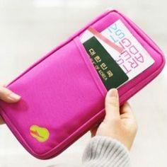 กระเป๋าพกพา กระเป๋าสตางค์ แบบยาว เอนกประสงค์ พกง่าย เหมาะแก่การเดินทาง http://www.nene99.com/nd1360