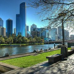 29 Places All Twentysomethings Should Pick Up And Move To: Melbourne, Australia