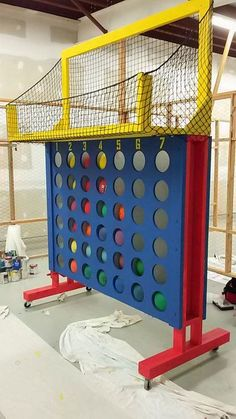 Large Connect 4 Game