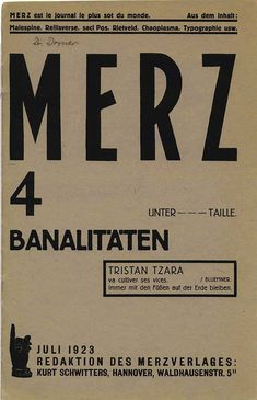 La Revista MERZ