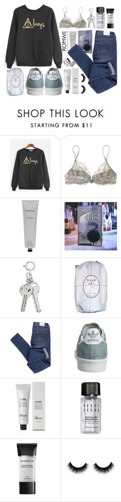 """An Harry Potter clean set"" by xconstancax ❤ liked on Polyvore featuring La Perla, Rodin Olio Lusso, Fresh, Cheap Monday, Baxter of California, Bobbi Brown Cosmetics and Smashbox"