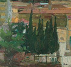 Painters, Landscapes, Greek, Paisajes, Scenery, Greece