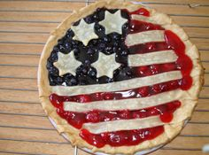 Patriotic Pie - Somthing I could actually make!
