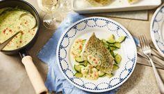 Zanderfilet mit Lachskaviar-Sauce - ein köstliches Rezept aus der Kategorie Fisch. Einfach und schnell mit MAGGI.