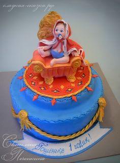 """Торт """"Наш принц"""""""