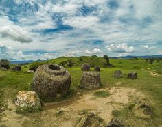 Scattered around the town of Phonsavan in Laos are mysterious historical sites known as the Plain Of Jars. We explored the Plain Of Jars over a few days.