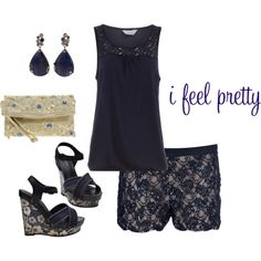 I Feel Pretty..., created by happicamper on Polyvore