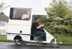 Bike camper!