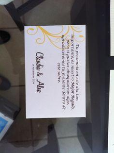 el regalo en efectivo en invitaciones para boda - Buscar con Google Party Hacks, Wedding Planner, Our Wedding, Wedding Decorations, Cards Against Humanity, Baby Shower, Bridal, Weed, Google