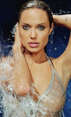 Look Back at Angelina Jolie's Sexiest, Most Scintillating Pictures Through the…