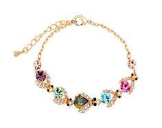 pulseras de perlas de colores - Buscar con Google