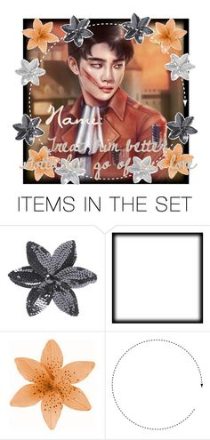 """""""EXO D.O OPEN ICON! ❤️❤️❤️❤️❤️❤️❤️❤️❤️❤️❤️❤️"""" by akinddakai ❤ liked on Polyvore featuring art"""