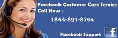 Call us for Facebook Customer Service Phone Number +1-844-891-8764 for any Facebook related issues. We are an prominent Facebook Technical support service provider in USA & Canada