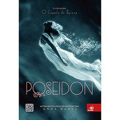 Livro - Poseidon - O Legado de Syrena - 1º Livro da Série