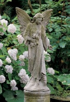 Charleston Gardens: Your source for seasonal and holiday decor, artisan-crafted home and garden furnishings and memorable gifts. Garden Statues, Garden Sculpture, Cottage Style Furniture, Charleston Gardens, Urn Planters, White Gardens, Memorable Gifts, Garden Design, House Design