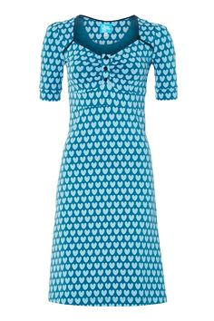 Tante Betsy Dress Lola hearts Blue