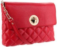 Kate Spade New York Gold Coast Charlize Shoulder Bag,Scarlet,One Size,$395.00