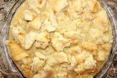 bake it up! Eggnog Bread Pudding, Brioche Bread Pudding, Pumpkin Deserts, Rum, Cauliflower, Macaroni And Cheese, Glaze, Baking, Vegetables
