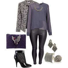 """""""plus size sexy and glam"""" by kristie-payne on Polyvore"""