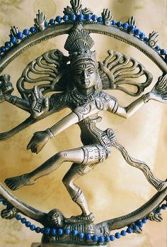 #shiva with lapis #mala