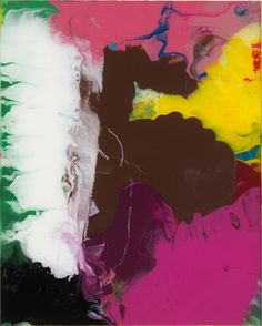 Gerhard Richter » Art » Paintings » Abstracts » Sinbad » 905-32