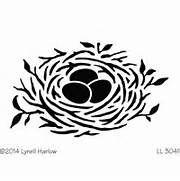 dreamweaver nest stencil ll3041 high quality stainless steel stencil ...